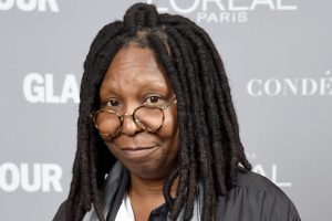 NEW YORK, NY - NOVEMBER 10: Actress Whoopi Goldberg poses at the Glamour 2014 Women Of The Year Awards at Carnegie Hall on November 10, 2014 in New York City. (Photo by Dimitrios Kambouris/Getty Images for Glamour)